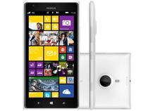 "Smartphone Nokia Lumia 1520 4G Windows 8 - Câm. 20MP Tela 6"" IPS Proc. Quad Core Wi-Fi A-GPS"