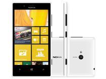 "Smartphone Nokia Lumia 720 3G Windows Phone 8 - Câmera 6.7MP Tela 4.3"" Proc. Dual Core Wi-Fi GPS"