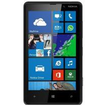 Smartphone - Nokia Lumia 820 - Preto -