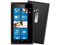 """Smartphone Nokia Lumia 900 3G Desbloqueado Vivo - Windows Phone 7.5 Câmera 8MP Tela 4.3"""" Wi-Fi A-GPS"""