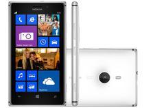 "Smartphone Nokia Lumia 925 4G Windows Phone 8 - Câm. 8.7MP Tela 4.5"" Dual Core Wi-Fi A-GPS"