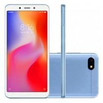 Smartphone Original Xiaomi Redmi 6A Dual Chip 16GB Azul -