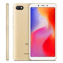 Smartphone Original Xiaomi Redmi 6A Dual Chip 16GB Dourado -