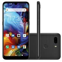"Smartphone Philco Hit Max PCS02P 128GB 4GB RAM Tela 6"" Câmera Dupla 12MP + 12MP Preto -"