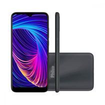 Smartphone Philco HIT P10 128GB 4G Tela 6.2 Camera Tripla 13MP Selfie 8MP Dual Chip Android 10 -