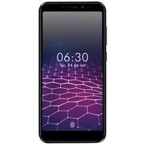 "Smartphone Philco PCS01 64GB Tela 5,45"" Câmera Dupla 13MP+ 2MP Frontal 5MP Android 9.0 Preto -"
