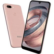 Smartphone Philco PCS02RG Android 10 Dual Sim 128GB Rose Gold