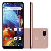 "Smartphone Philco PCS02RG Hit Max 128 GB 6"" Câmera Dupla 12 MP 12 MP Frontal 8MP Android 10 Rosê -"
