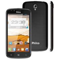 Smartphone Philco Phone 530 Open 92005003 4GB Tela 5.3 Android 4.0 Dual Chip -