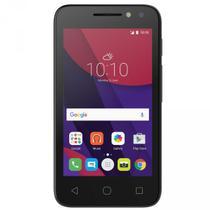 "Smartphone PIXI4 8GB 4"" Dual Chip Preto 4G - ALCATEL -"