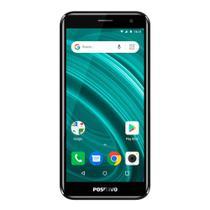 Smartphone Positivo Twist 2 Go S541 com 8GB Tela 5 Android Oreo Dual Chip Câmera 8MP 4G -