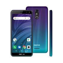 Smartphone Positivo Twist 2 Pro S532 1GB Quad-Core 3G Dual Chip Android Oreo 5,7'' - Aurora -