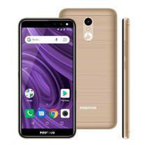 Smartphone Positivo Twist 2 S512 Dourado -