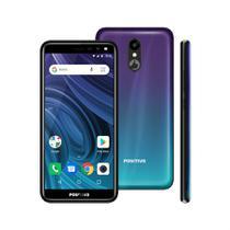 "Smartphone Positivo Twist 2 S512 Quad-Core Dual Chip Android Oreo 5,34"" - Aurora -"