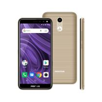"Smartphone Positivo Twist 2 S512 Quad-Core Dual Chip Android Oreo 5,34"" - Dourado -"