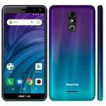 "Smartphone Positivo Twist 3 Pro 64GB Android Oreo Go Tela 5.7"" Câmera 8MP -"