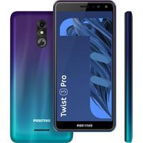 Smartphone Positivo Twist 3 Pro S533 64GB Aurora - 1GB RAM -