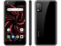 "Smartphone Positivo Twist 4 Fit 32GB Preto 4G - Quad-Core 1GB RAM Tela 5"" Câm. 8MP + Selfie 5MP"