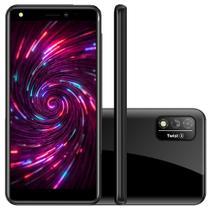 "Smartphone Positivo Twist 4 S514 1GB RAM 5,5"" Black Piano -"