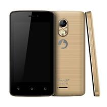 "Smartphone Positivo Twist Mini S430, 4"", 3G, Android 6.0, 8MP, 8GB - Dourado"
