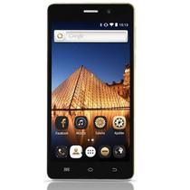 "Smartphone Q-touch Q09 Quad Core Cam 8mp Dual Chip Tela 5"" -"