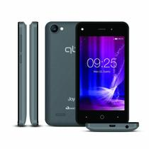Smartphone Qbex Joy 8GB Dual Chip Desbloqueado Cinza -