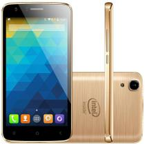 Smartphone Qbex W509 X-GOLD Intel Tela 5.0' Dual 3g 16gb 8mp