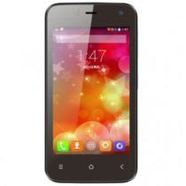 "Smartphone Qbex X Pocket W4011 4GB, Tela de 4"", Câmera 5MP, 3G, Bluetooth, Android 4.4 -"