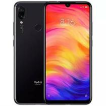 Smartphone redmi 7 64gb snapdragon 632 2gb 12mp+2mp selfie 8mp ram preto -