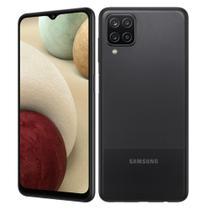 Smartphone Samsung A12 6.5 Polegadas 4GB RAM Octa-core com 64GB e Câmera Traseira Quádrupla - Samsumg