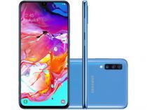 Smartphone Samsung A70 128GB A705MN Desbloqueado Dual Chip Azul -