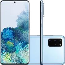 Smartphone samsung g985f galaxy s 20 plus azul - 128gb -
