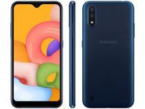 Smartphone Samsung Galaxy A01 32GB Azul -
