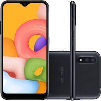 Smartphone Samsung Galaxy A01 32GB LACRADO -