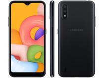 Smartphone Samsung Galaxy A01 32GB Preto -
