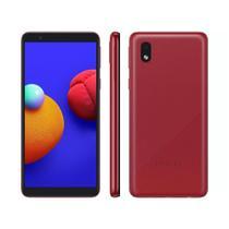 Smartphone Samsung Galaxy A01 Core 32GB SM-A013M/DS Vermelho -