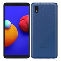 Smartphone Samsung Galaxy A01 Core 32GB Tela Infinita 5.3 -