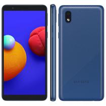 Smartphone Samsung Galaxy A01 Core Dual Chip Android 10.0 Tela 5.3