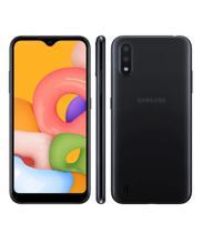 Smartphone Samsung Galaxy A01 Preto -