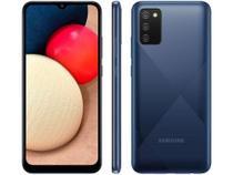 """Smartphone Samsung Galaxy A02s 32GB 4G - Octa-Core 3GB RAM 6,5"""" Câm. Tripla + Bateria 5000 Mah -"""