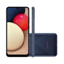 Smartphone Samsung Galaxy A02s 32GB 4G Tela 6.5 Polegadas Câmera Tripla 13MP Selfie 5MP Android 10.0 -