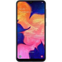 Smartphone Samsung Galaxy A10 A105M 32GB 2GB RAM 13MP Tela 6.2 Preto -