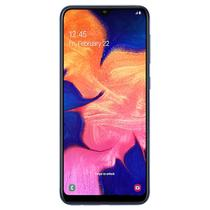 Smartphone Samsung Galaxy A10, Dual Chip, Azul, Tela 6.2, 32GB, Android 9.0, Camera 13MP, 4G+Wi-Fi -