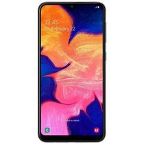 Smartphone samsung galaxy a10, tela 6.2, 32gb, 2gb ram, camera 13mp f/1.9 frontal 5mp f2.0