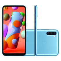 Smartphone Samsung Galaxy A11 64GB 3GB Octacore - Azul -
