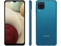 Smartphone Samsung Galaxy A12 64GB 4G Azul -