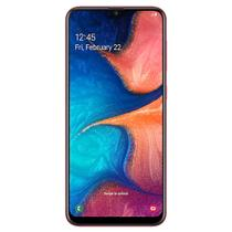 Smartphone Samsung Galaxy A20, Dual Chip, Vermelho, Tela 6.4, 32GB,  Camera Dupla 13MP+5MP e Frontal 8MP, 4G+Wi-Fi -