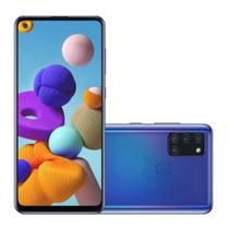 Smartphone Samsung Galaxy A21S Tela 6.5 64GB Dual Android 10