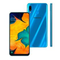 Smartphone Samsung Galaxy A30,64GB, 4GB RAM, TELA 6.4 AMOLED, CAMERA16MP+ 5MP