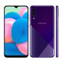 Smartphone Samsung Galaxy A30s 64 GB + cartão de memória 32 GB - Violeta -